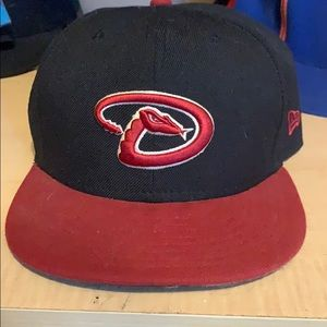 Diamondbacks hat